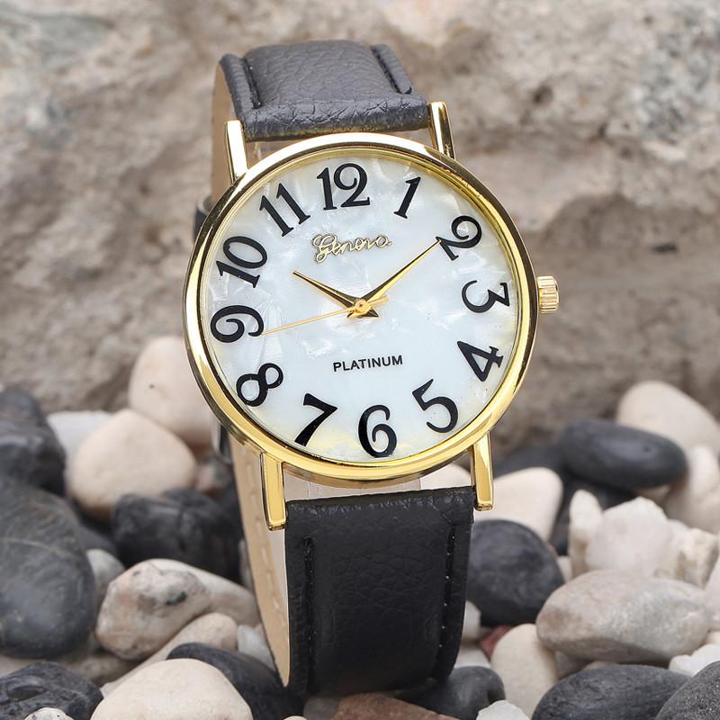 Часы наручные Nacre Schwarz