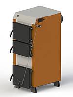 Твердотопливный котел Kotlant КГ 30. С механическим регулятором тяги.