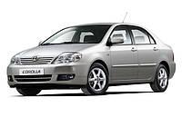 Защита двигателя и КПП Тойота Королла  (2001-2007) Toyota Corolla