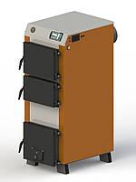 Твердотопливный котел Kotlant КГ 30. С электронной автоматикой zPID и вентилятором.