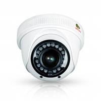 Купольная вариофокальная камера с ИК-подсветкой Partizan CDM-VF33H-IR HD v4.0