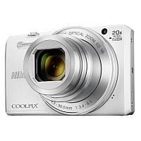 Фотоаппарат Nikon Coolpix S7000 White