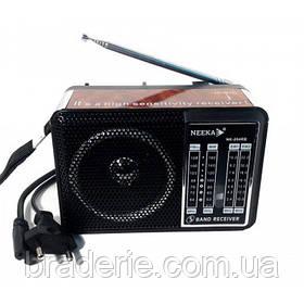 Радиоприемник Neeka NK-204RB