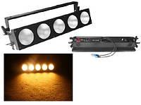 Световой LED прибор YC-WW150 LED warm white Matrix Bar 5 x 30 W