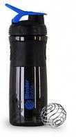 Шейкер Blender Bottle (760 ml black and blue)