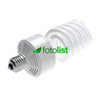 Лампа флуорисцентная Falcon ML-40/E27, 40w, 200 Вт, 5500К