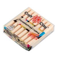 Полимерная глина Craft&Clay Крафт энд Клей 52 г,цвет телесный 1005