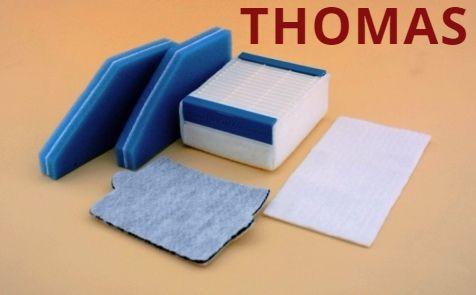 Комплект фільтрів 787272 для пилососа Thomas Perfect Air , фото 1