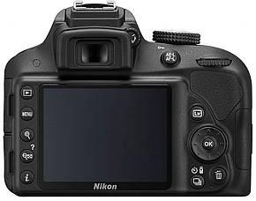 Фотоаппарат Nikon D3300 kit (18-105mm VR), фото 2