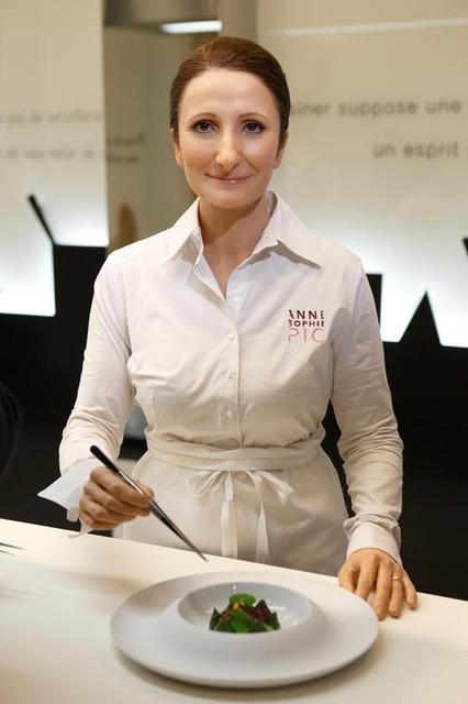 Анн Софи Пик (Anne-Sophie Pic) - «Вкус Франции: классика жанра»