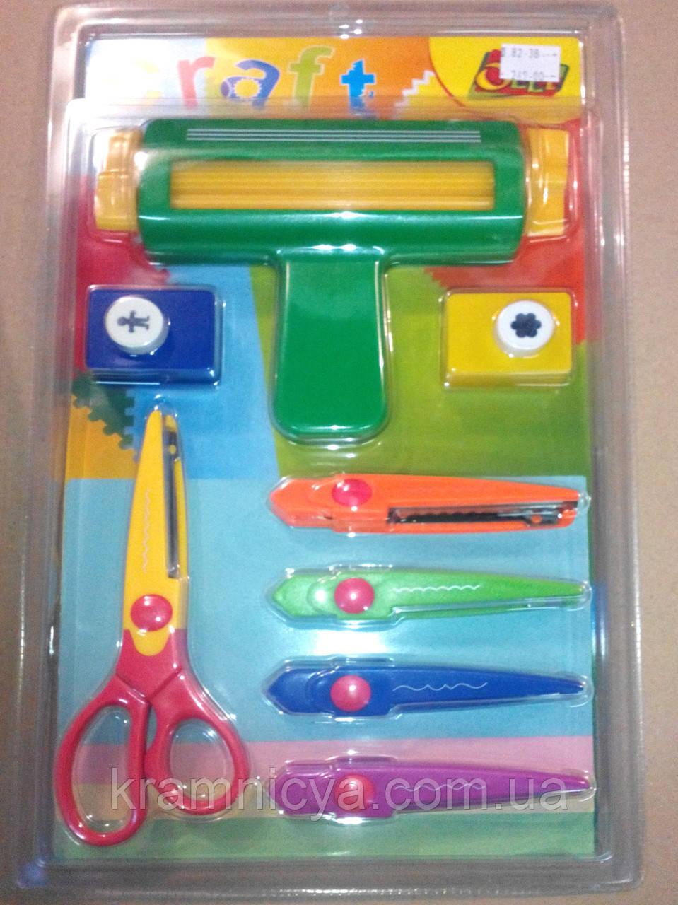 Набор для творчества 8 предметов, Olli Craft, OL-08A (910323)