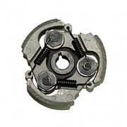 Колодки сцепления детского квадроцикла под шпонку MINIMOTO MiniATV 49сс 65cc железное