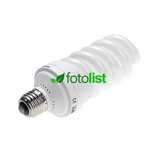 Лампа флуорисцентная Falcon ML-30/E27, 30w, 150 Вт, 5500К