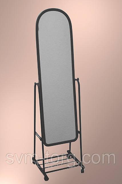 Зеркало в пластике (средней ширины)