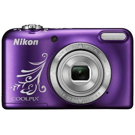 Фотоаппарат Nikon Coolpix L31 Purple, фото 2