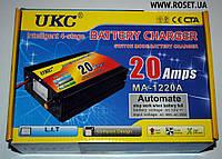 Зарядное устройство для аккумуляторов на 12 V ― UKC Battery Charger 20A MA-1220A