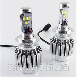 LED лампа Sho Me G1.2 HB3 (9005) 6000K 30W