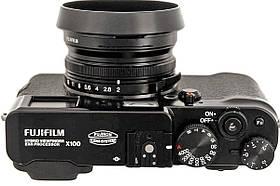 Фотоаппарат Fujifilm X100 + ETUI BROWN, фото 2