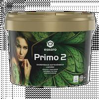 Фарба Primo 2 TM Eskaro з високою покривністю для стель, 9л