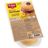 Булочки для гамбургеров без глютена и казеина Dr. Schar 4х75г Италия
