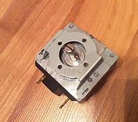 Таймер механический Tmax=120 минут / 16А / 250V / H стержня=10мм (с коротким стержнем-ручкой)        Китай, фото 1