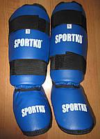 Защита ног детская (голени и стопы)