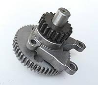 Шестерня ответная в сборе с вилкой (кривошип) перфоратора Bosch GBH 11 DE