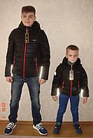 Демисезонные куртки-жилеты для подростков, аналог Рейма. Рост 146-170