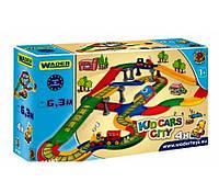 Игровой набор Kid Cars городок 51791