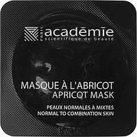 Academie Абрикосовая маска в моно-упаковке,10 мл