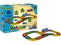 Железная дорога Kid Cars 51701 Wader