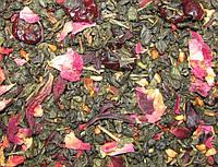 Зелёный ароматизированный чай