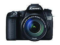 Фотоаппарат Canon EOS 70D kit (18-135mm) EF-S IS STM, фото 1