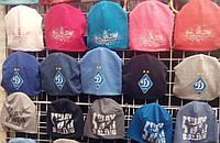 Модная шапка  детская для девочки