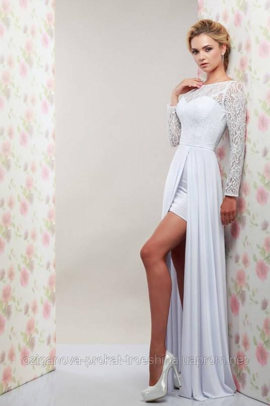fc779b2c995a053 ... Взрослое вечернее, свадебное, нарядное платье Танго - прокат Киев,  Троещина, фото 4
