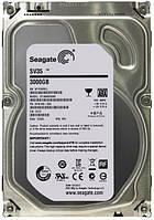 Жесткий диск SEAGATE SATA 3TB 7200RPM 6GB/S/64MB ST3000VX000