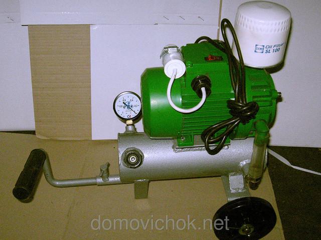 Купить доильный аппарат Доярочка в Украине
