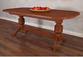 Стіл кухонний обідній з дерева Гранд Арбор Древ