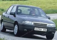 Ветровик OPEL Vectra A Sd 1988-1995 (на скотче), фото 1