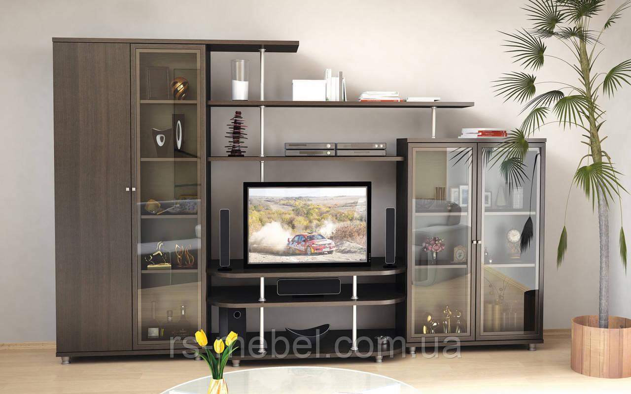 гостиная рио 4 мебель сервис цена 5 230 грнкомплект купить в