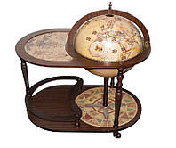 Глобус бар со столиком 420 мм Зодиак 42004N