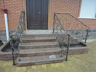 Изготовление перил и лестниц