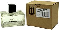 Angel Schlesser HOMME EDT 125 ml TESTER  туалетная вода мужская (оригинал подлинник  Испания)