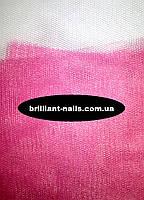 Сеточка соты розовая