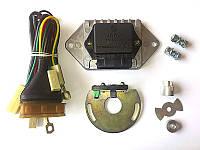 Микропроцессорная бесконтактная система зажигания Ява