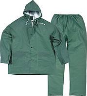 Костюм влагозащитный DELTA PLUS 304, цвет зеленый