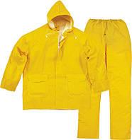 Костюм влагозащитный DELTA PLUS 304, цвет желтый