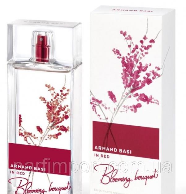 Armand Basi in Red Blooming Bouquet EDT 100 ml Туалетна вода жіноча (оригінал оригінал Іспанія)