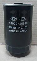 Фильтр топливный оригинал Hyundai Matrix 1,5 CRDi дизель 04-08 гг. (31922-26910)