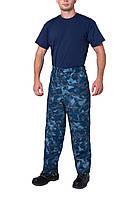 """Костюм """"Охрана"""" с брюками, цвет камуфляж"""